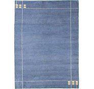 Link to 5' 7 x 7' 6 Indo Tibet Rug