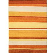 Link to 8' x 11' Indo Gabbeh Rug