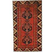 Link to 3' 6 x 6' 3 Ferdos Persian Rug