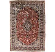 Link to 9' x 12' 10 Kashan Persian Rug