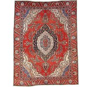 Link to 9' 3 x 12' Tabriz Persian Rug