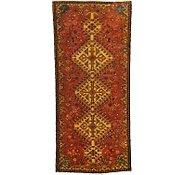 Link to 3' 10 x 8' 9 Shiraz Persian Runner Rug