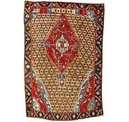 Link to 4' 3 x 6' 3 Koliaei Persian Rug