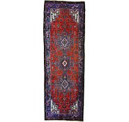 Link to 3' 4 x 9' 8 Hamedan Persian Runner Rug