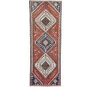 Link to 3' 2 x 8' 8 Hamedan Persian Runner Rug