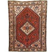 Link to 4' 8 x 6' 5 Shiraz Persian Rug