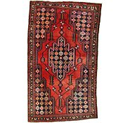 Link to 4' 2 x 7' 2 Mazlaghan Persian Rug