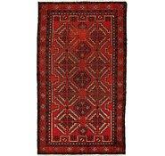 Link to 3' 8 x 6' 3 Shiraz Persian Rug