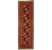 Link to 3' 7 x 10' 10 Shiraz Persian Runner Rug