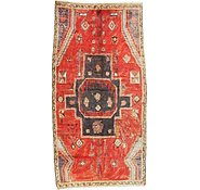 Link to 3' 7 x 7' Shiraz Persian Rug