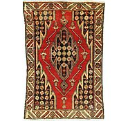 Link to 4' 3 x 6' 1 Mazlaghan Persian Rug