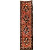 Link to 3' 8 x 13' 9 Tabriz Persian Runner Rug