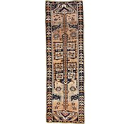 Link to 3' 9 x 11' 11 Shiraz Persian Runner Rug