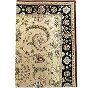 Link to 2' 9 x 4' Tabriz Design Rug