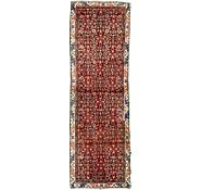 Link to 3' 1 x 9' 5 Hossainabad Persian Runner Rug