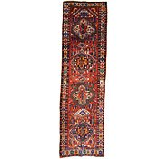 Link to 3' 11 x 13' 4 Meshkin Persian Runner Rug