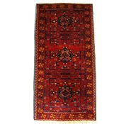 Link to 1' 9 x 3' 5 Khal Mohammadi Oriental Rug