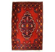 Link to 2' 1 x 3' 3 Khal Mohammadi Oriental Rug