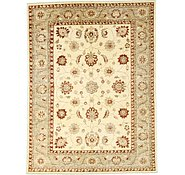 Link to 8' 10 x 11' 7 Peshawar Ziegler Oriental Rug