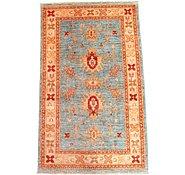 Link to 2' 7 x 4' 3 Peshawar Ziegler Oriental Rug