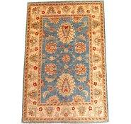 Link to 2' 10 x 4' 2 Peshawar Ziegler Oriental Rug