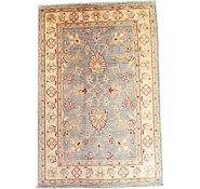 Link to 2' 7 x 3' 11 Peshawar Ziegler Oriental Rug