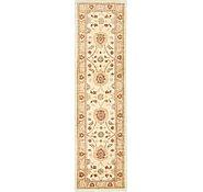 Link to 2' 6 x 9' Peshawar Ziegler Oriental Runner Rug