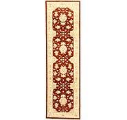 Link to 2' 9 x 9' 2 Peshawar Ziegler Oriental Runner Rug
