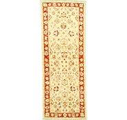 Link to 2' 8 x 6' 10 Peshawar Ziegler Oriental Runner Rug