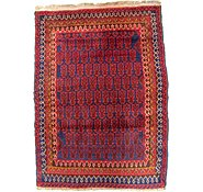 Link to 3' 1 x 4' 2 Balouch Persian Rug