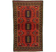 Link to 3' 10 x 6' 7 Balouch Persian Rug