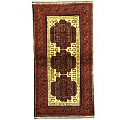 Link to 3' 6 x 6' 10 Balouch Persian Rug