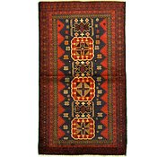 Link to 3' 8 x 6' 5 Balouch Persian Rug
