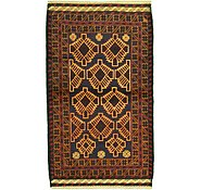 Link to 3' 9 x 6' 6 Balouch Persian Rug