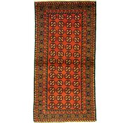 Link to 3' 6 x 6' 7 Balouch Persian Rug