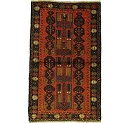Link to 3' 7 x 6' 10 Balouch Persian Rug