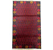Link to 2' 11 x 4' 11 Balouch Persian Rug