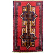 Link to 2' 8 x 4' 4 Balouch Persian Rug