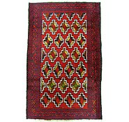 Link to 3' 1 x 4' 10 Balouch Persian Rug