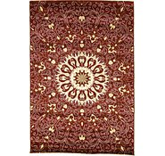 Link to 5' x 7' 3 Mashad Design Rug