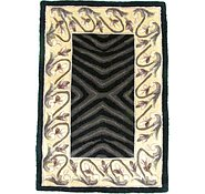 Link to 2' 1 x 3' Reproduction Gabbeh Rug
