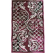 Link to 2' 8 x 4' 3 Meshkabad Design Rug