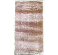 Link to 2' x 3' 7 Solid Shag Rug