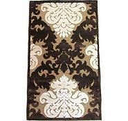 Link to 2' 7 x 4' 3 Meshkabad Design Rug