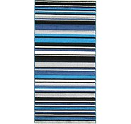 Link to 3' 3 x 6' 6 Reproduction Gabbeh Rug