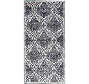 Link to 3' 3 x 6' 6 Meshkabad Design Rug