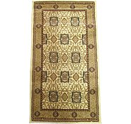 Link to 2' 8 x 4' 9 Classic Aubusson Rug