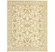 Link to 7' 9 x 9' 10 Tabriz Design Rug
