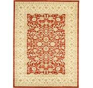 Link to 7' 10 x 10' 5 Kashan Design Rug
