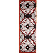 Link to 3' 4 x 10' Meshkabad Design Runner Rug